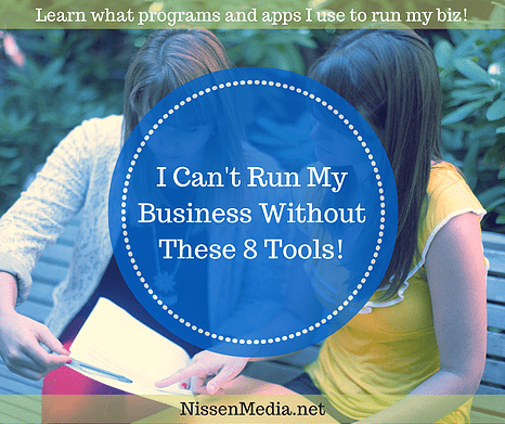 I Can't Run My Business Without These 8 Tools