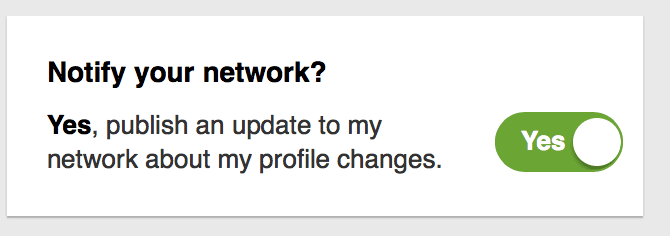 Turn Off Notifications on Your LinkedIn Profile for Updates