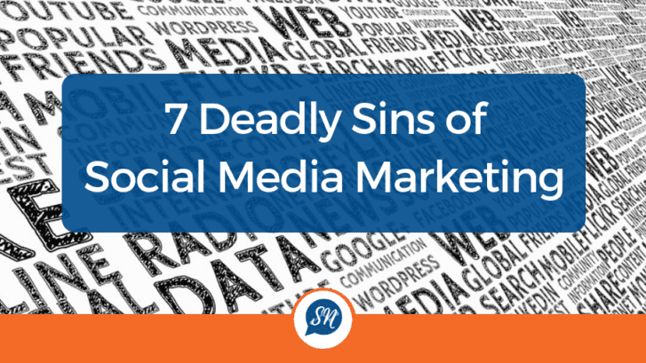 7 Social Media Sins Steph Nissen